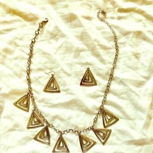 Jewelry - Necklace and Earing Set